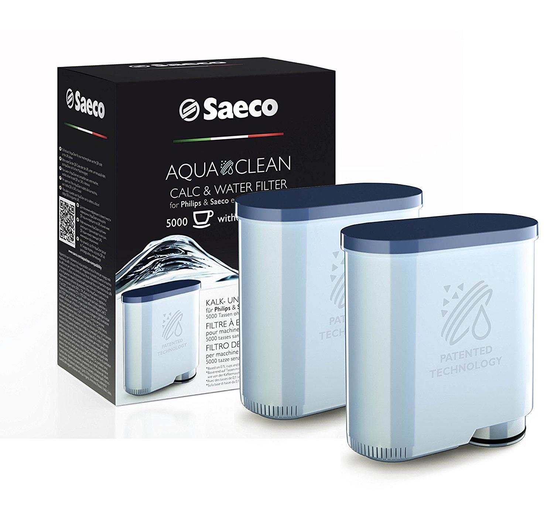 (PHILIPS) SAECO AquaClean Waterfilter - 2 stuks