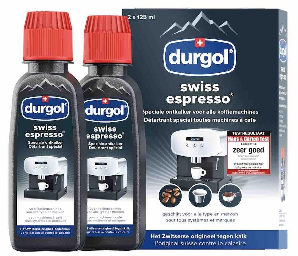 DURGOL Swiss Espresso - 2x125ml