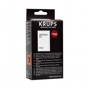 Krups F054 ontkalking anticalc kit espresseria ontkalker ontkalkingspoeder