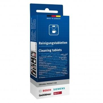 Siemens Bosch Reinigingstabletten Reinigen TCZ6001 - TZ60001 - TCZ8001 - TZ80001